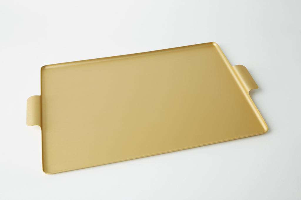 Pressed Tray 517 Gold