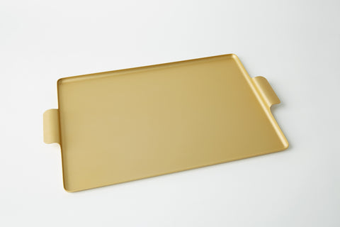 Pressed Tray 515 Gold