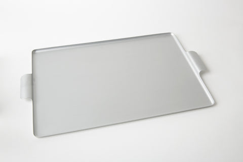Pressed Tray 517 Silver