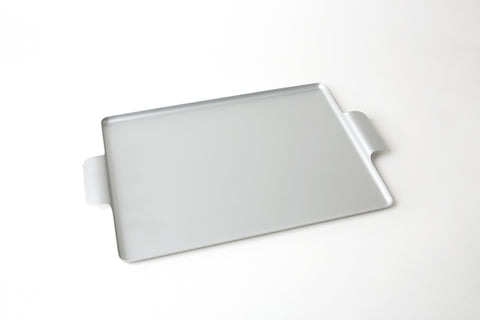 Pressed Tray 513 Silver