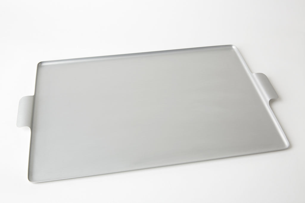 Pressed Tray 519 Silver