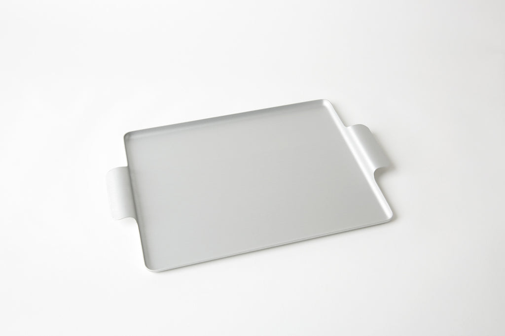 Pressed Tray 511 Silver
