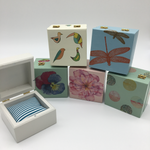Decorative Pincushion Boxes