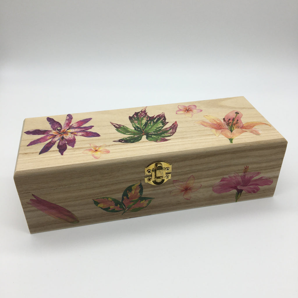 Decorative Sewing Box