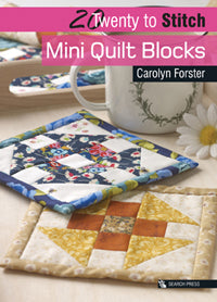 Mini Quilt Blocks