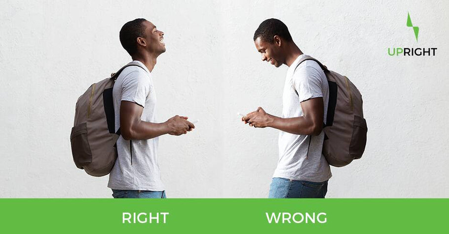 How Text Neck is Killing Your Good Posture And How To Fix It