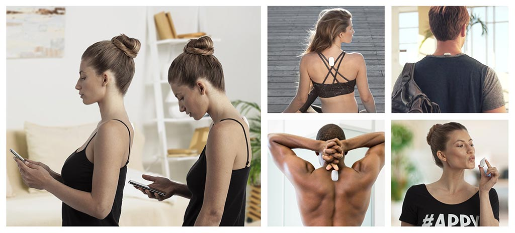 Prevent Bad Posture with UPRIGHT GO Back Wearable