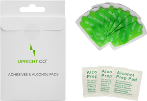 UPRIGHT GO - Adhesive pack