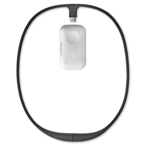 UPRIGHT GO 2 device with UPRIGHT Necklace