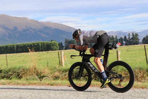 Dougal Allan at Coast to Coast World Multisport Championships