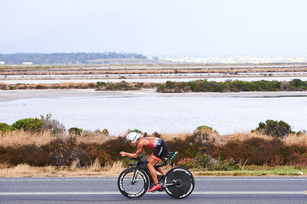 Monty's Back. Geelong 70.3 Race Report
