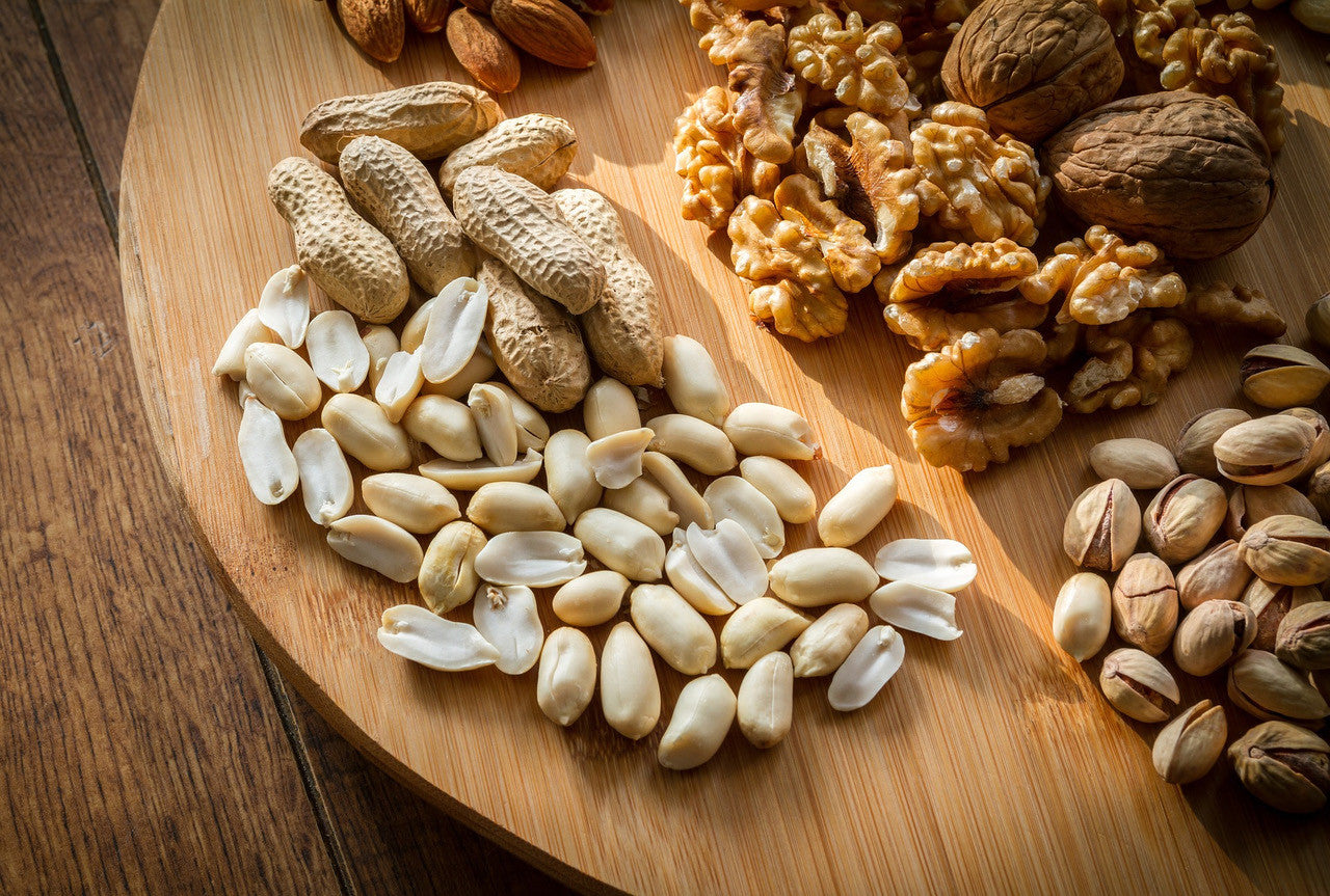 Let's talk about your nuts with Camino's in house Nutritionist