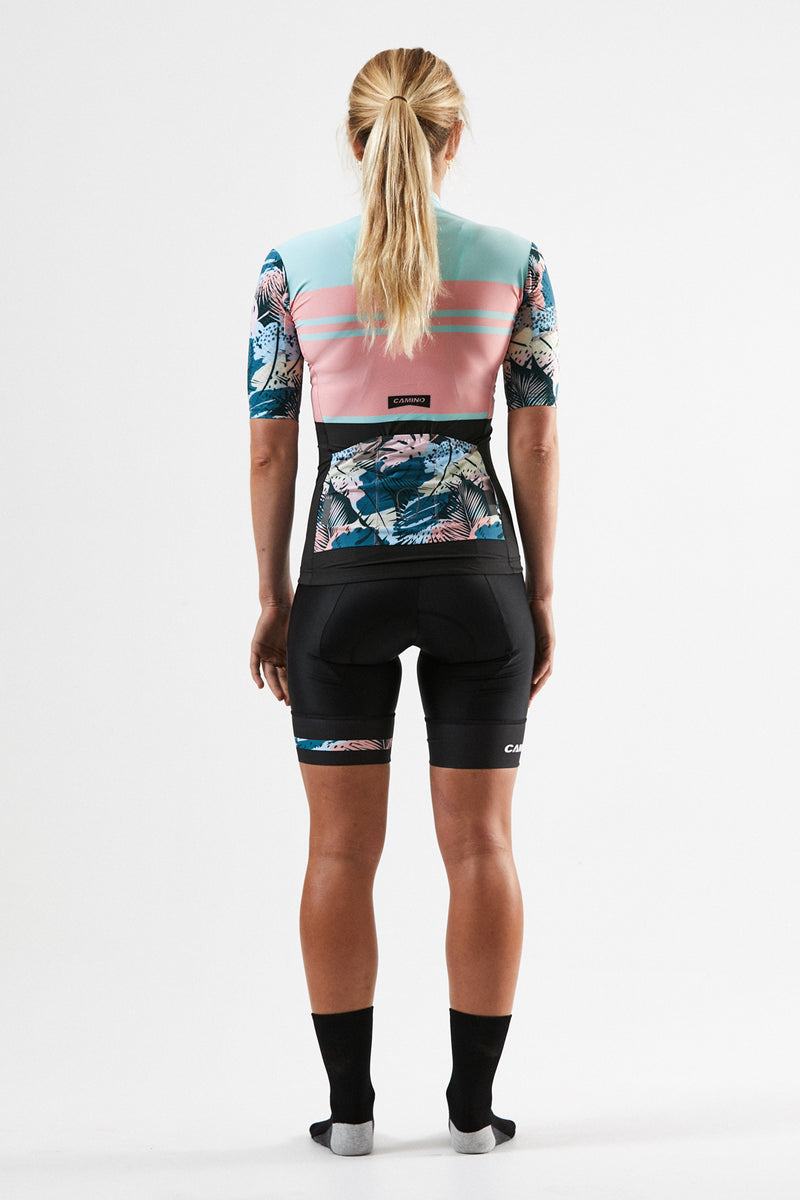 Womens AG APX Pro Jersey - Tropics