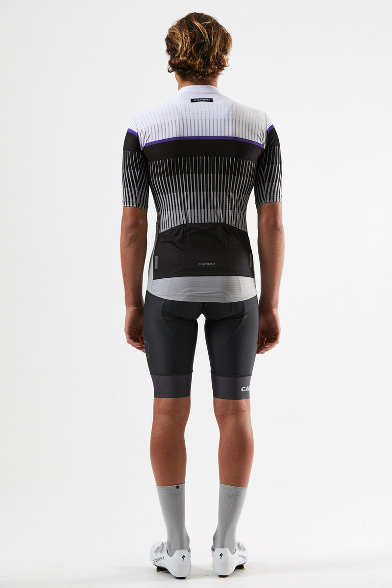 Mens Force Pro Lite Jersey - Grey