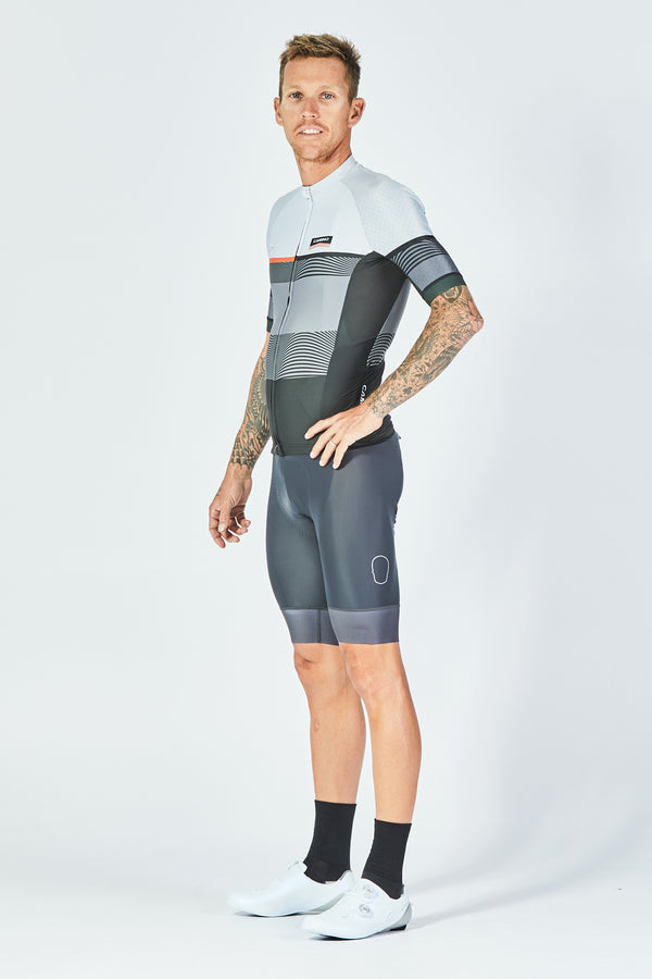 Mens Frequency Pro Jersey - Black