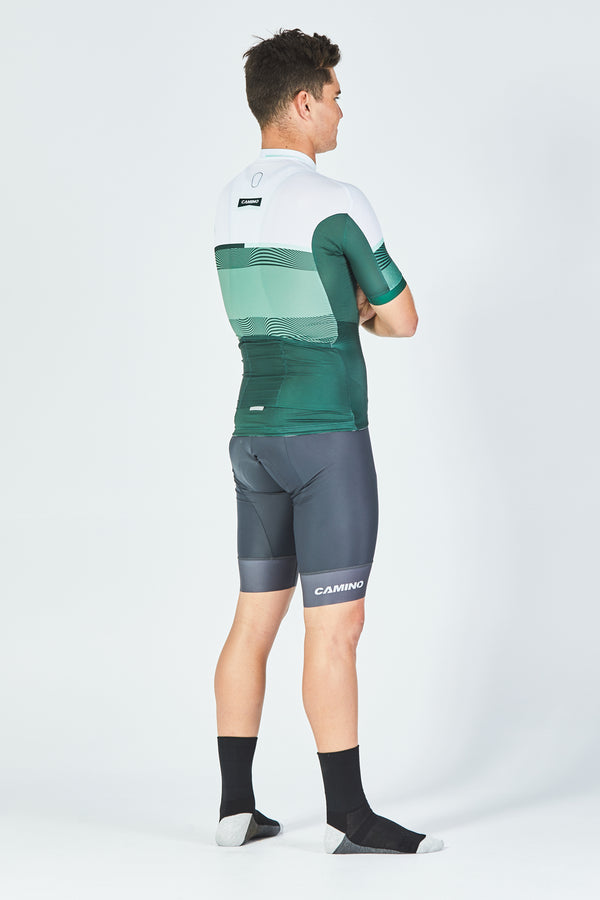 Mens Frequency Pro Jersey - Sea
