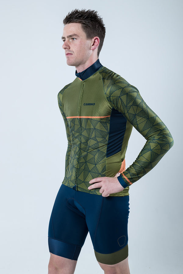 Mens Recon LS Jersey