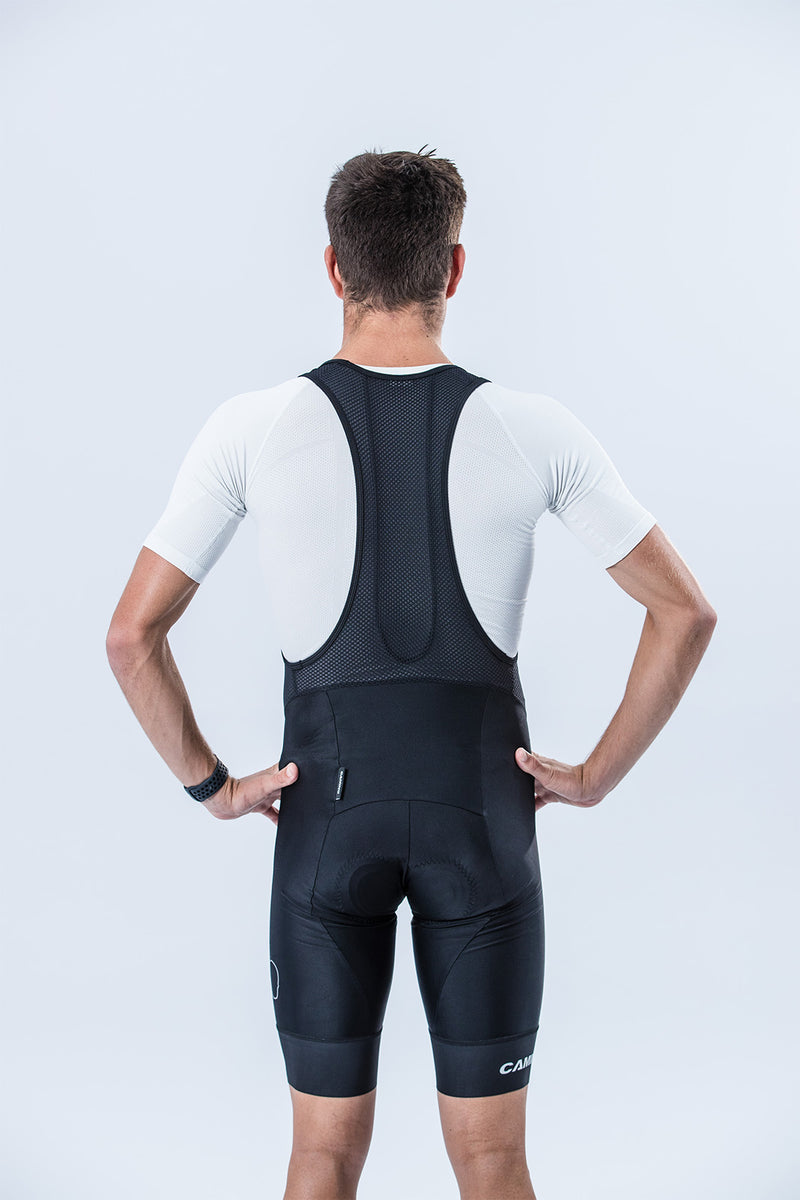 Mens Sabre Bib - Black
