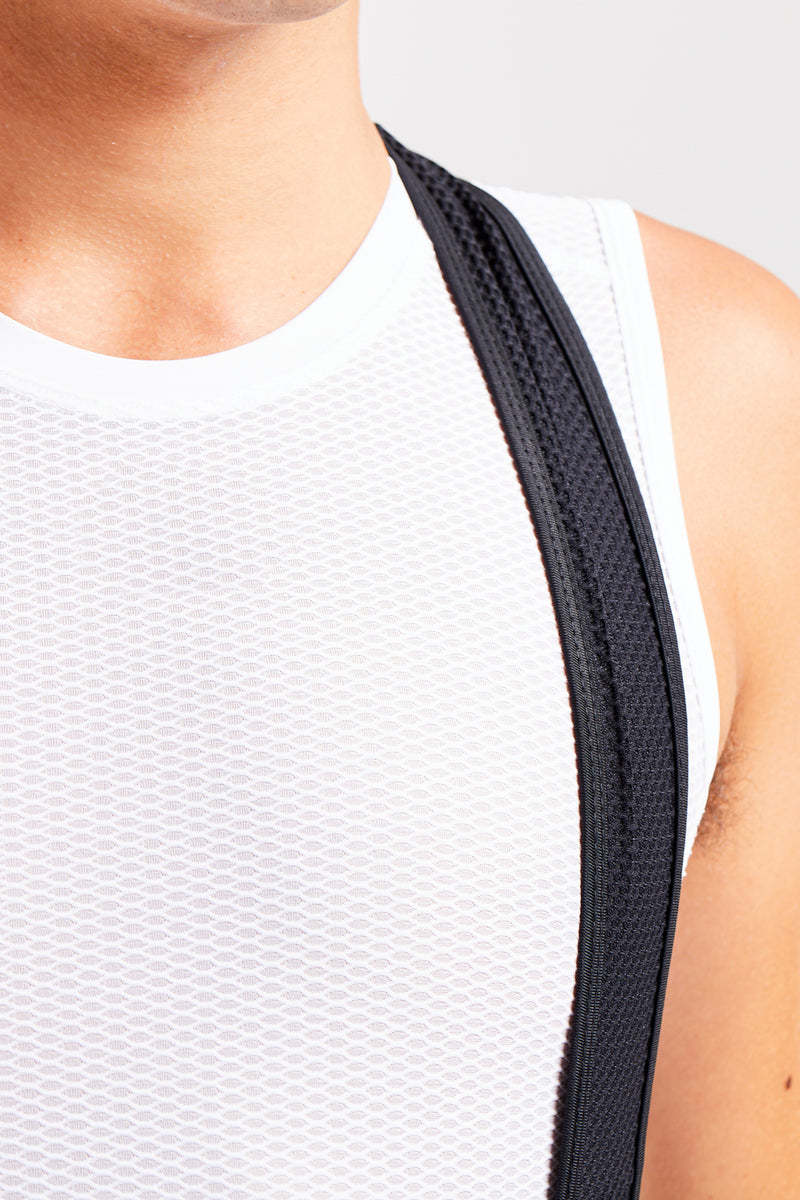 Mens Segment Bib - Black