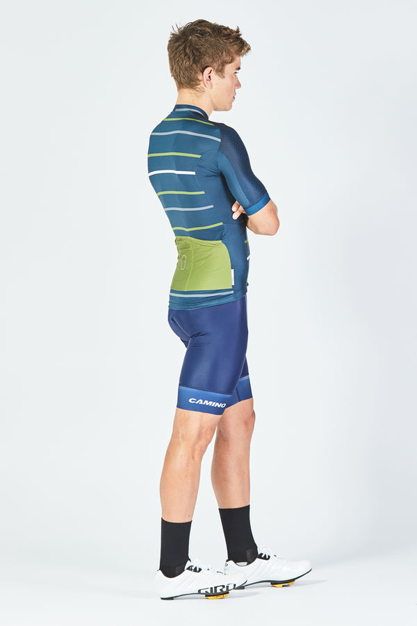 Mens Voyage Jersey - Navy