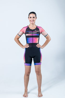 Womens Sleeve Suit - RB Pro - Black
