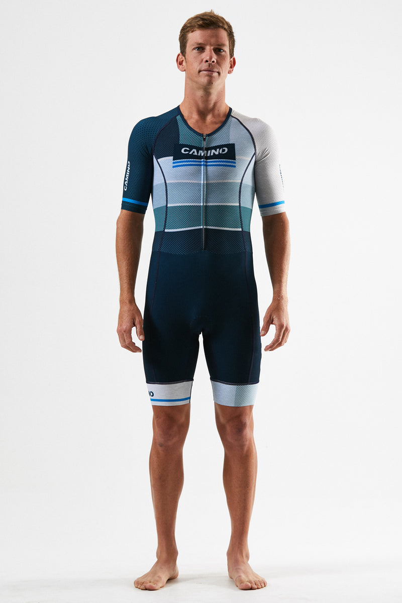 Mens Short Sleeve Suit - Strike Pro - HEXlite