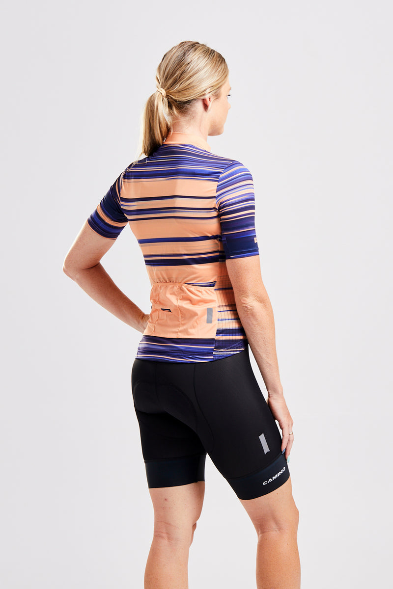 Womens APX Super ProLite Jersey - Navy