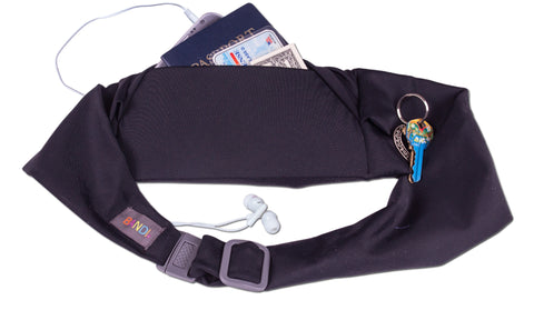 BANDI Belt Black Large