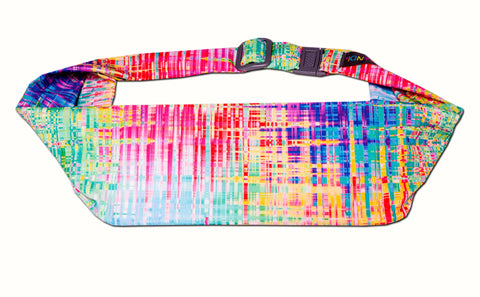 BANDI Belt Colorful Hatch Large