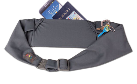 BANDI Belt Grey Large