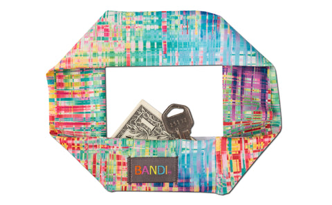 BANDI Colorful Hatch Hoofdband