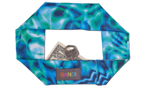 BANDI Reflecting Pool Hoofdband