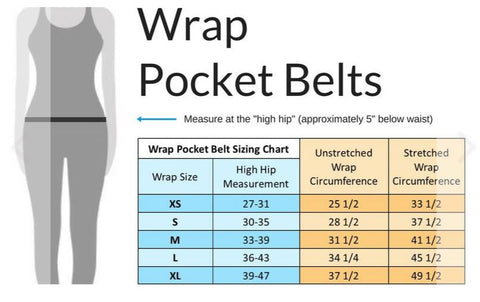 BANDI Belt Wrap Twilight