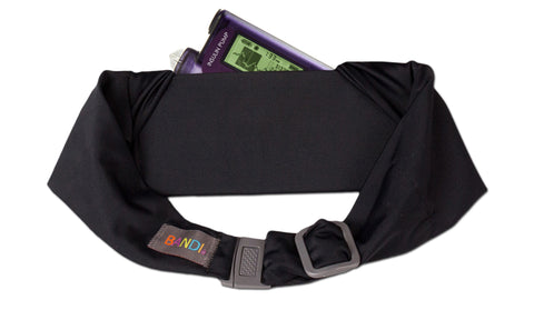 BANDI Kids Belt Black