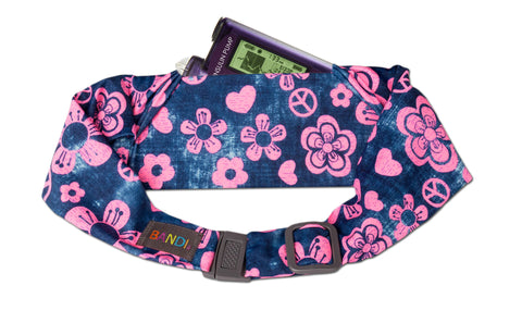BANDI Kids Belt Flower Power