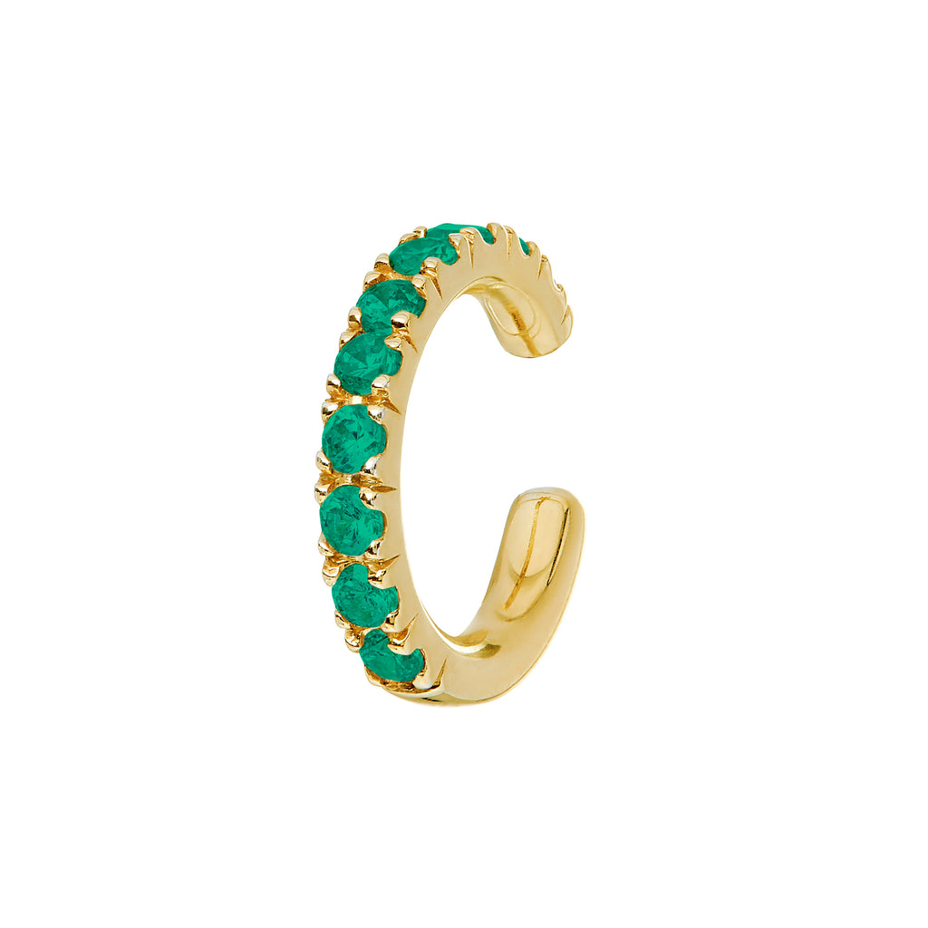 AYA Emerald Cuffs
