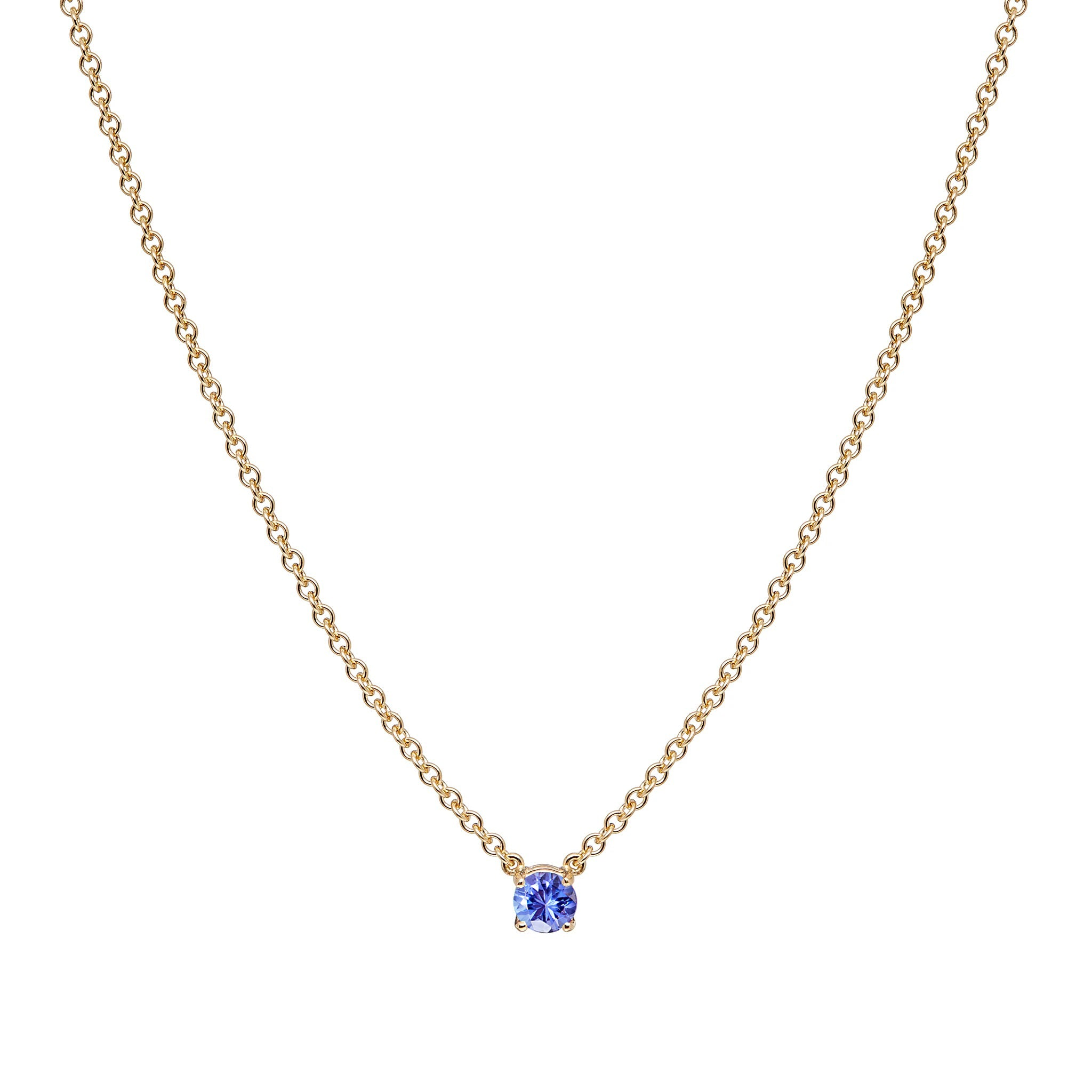 Mana Necklace - Tanzanite