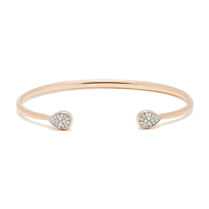 Chirundu Bangle - Diamond