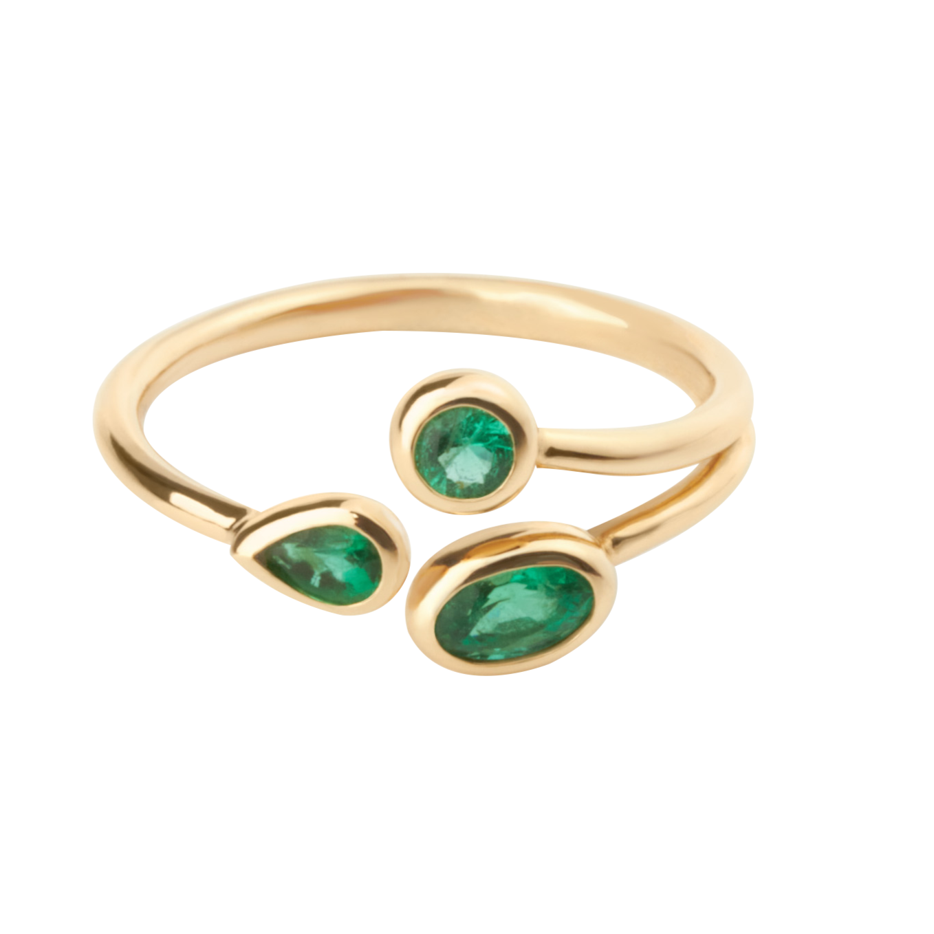 Matusadona Ring - Emerald