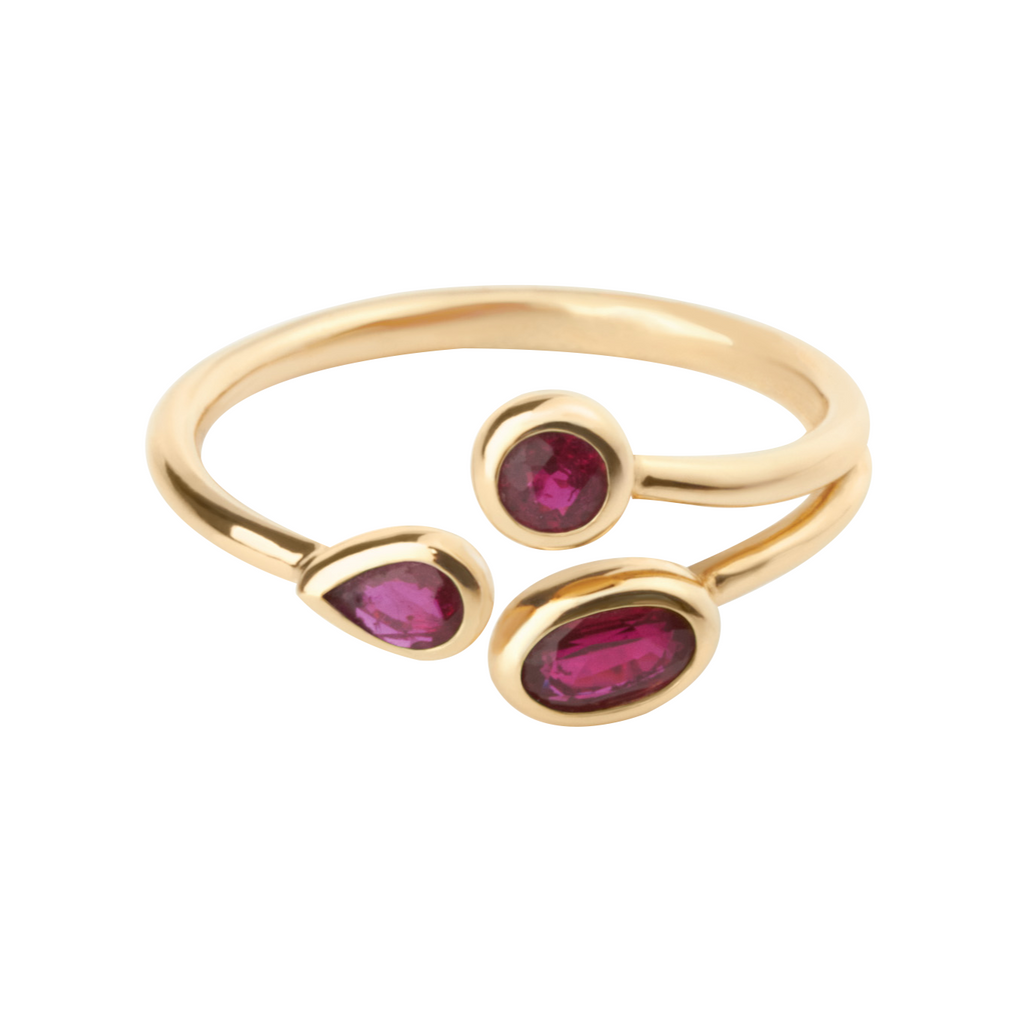 Matusadona Ring - Ruby