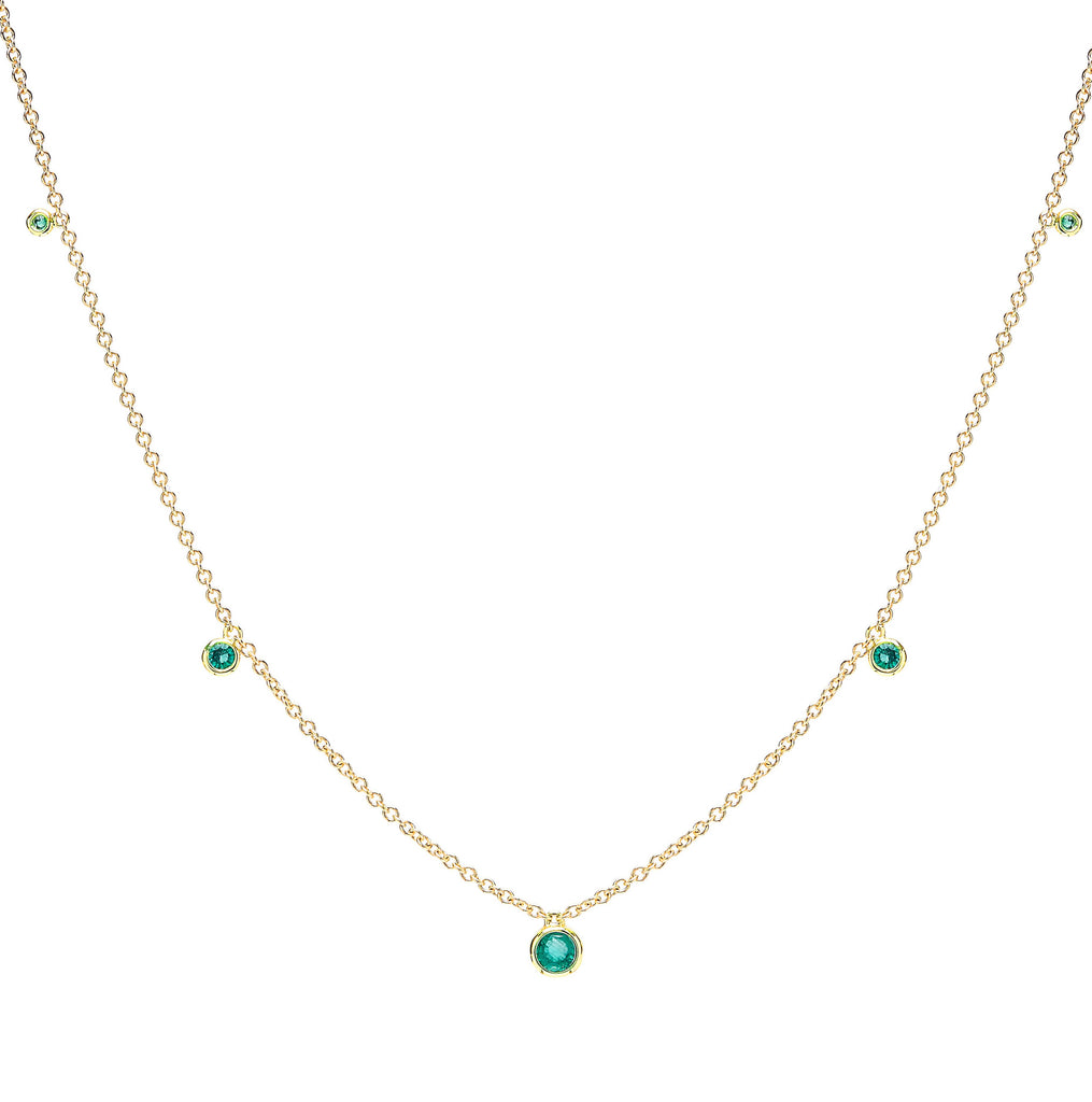 Lupata Necklace - Emerald