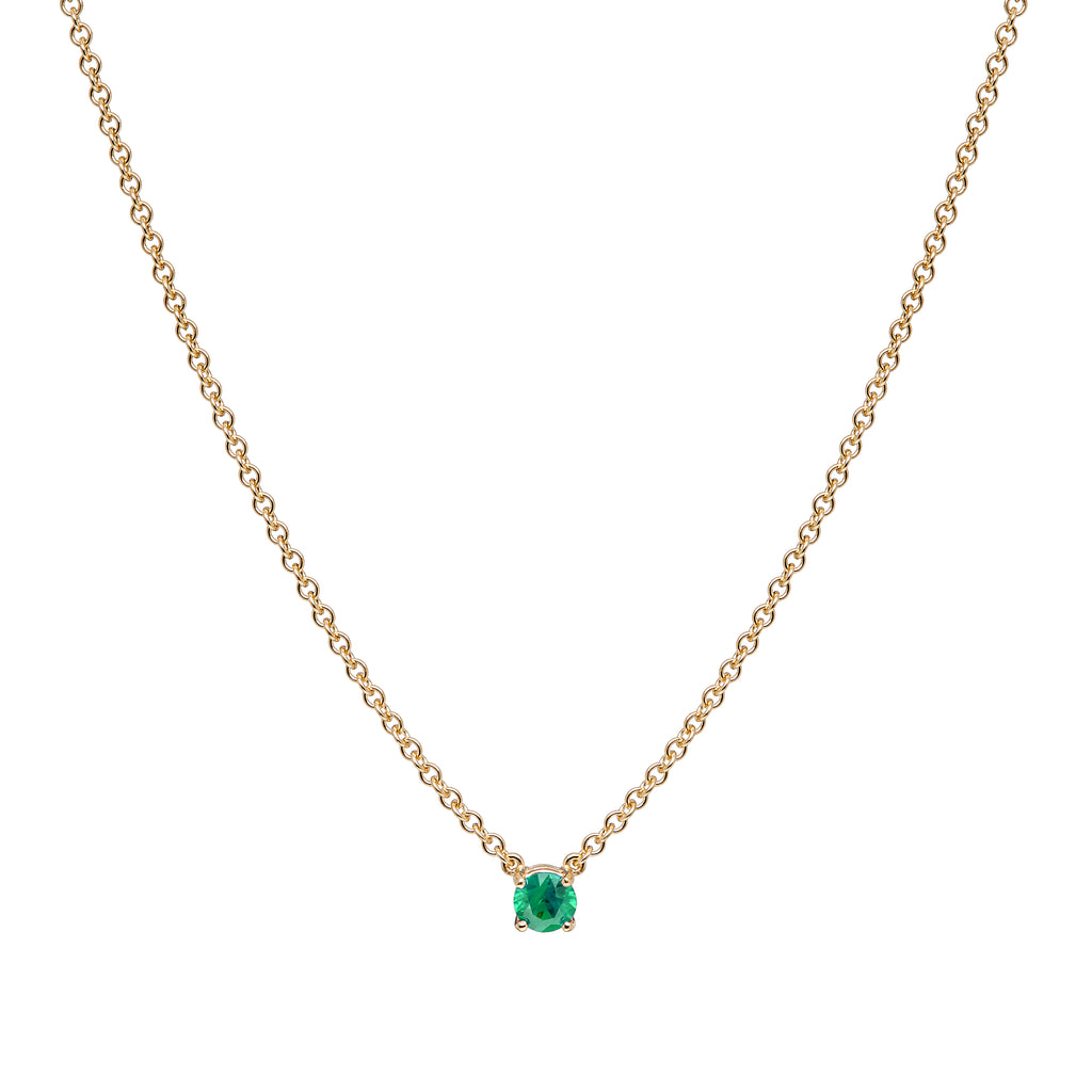 Mana Necklace - Emerald