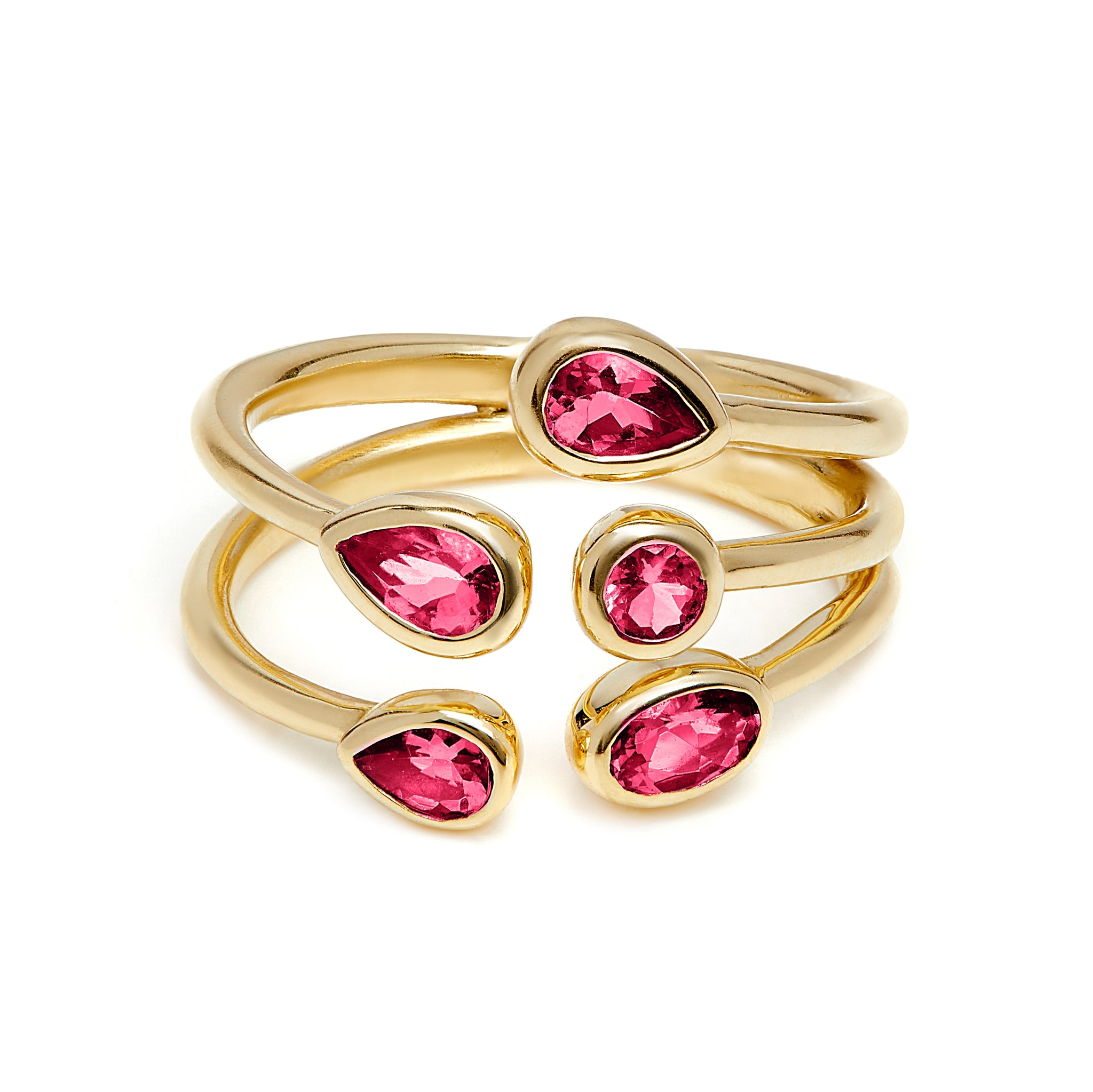 Amanzi Matusadona Ring - Ruby