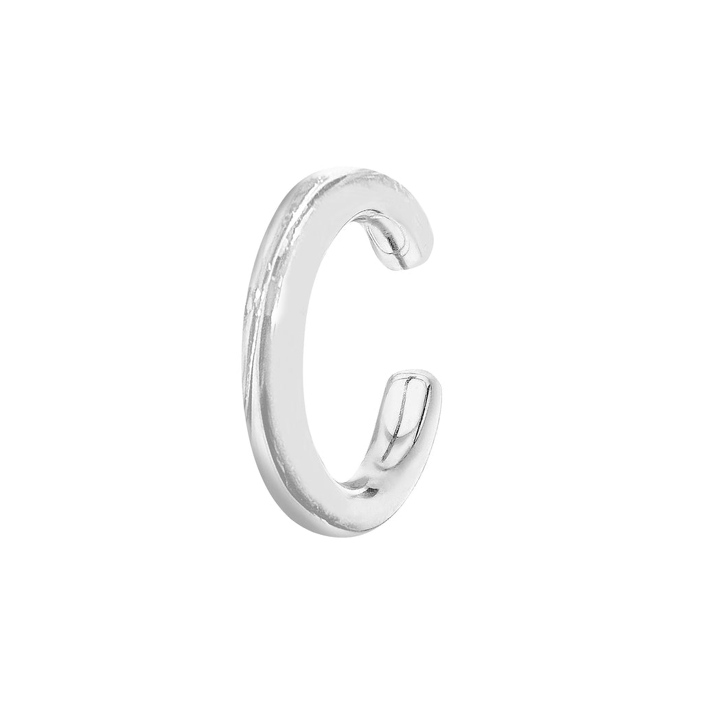 AYA White Gold Cuff