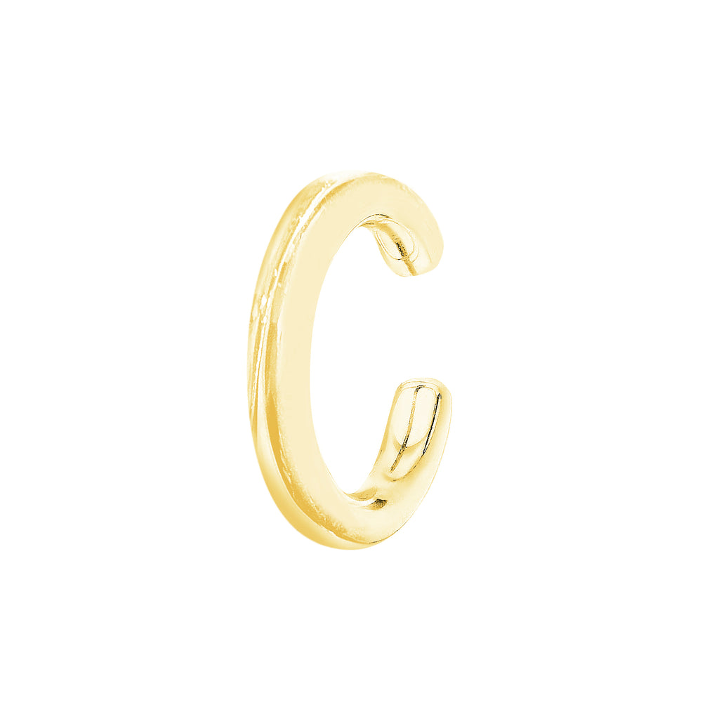 AYA Yellow Gold Cuff