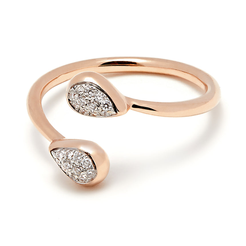 Amanzi Ring - Diamond
