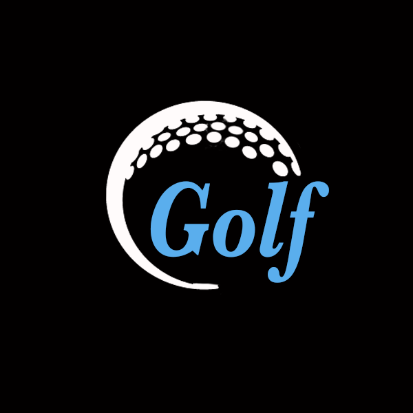 Add A Golf Basic Font Decals - Choose Your Size
