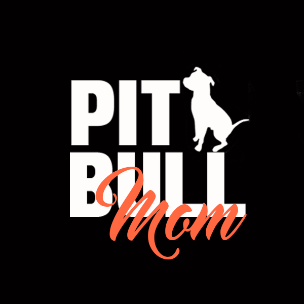 Pit Bull Mom Personalized Stainless Steel Cup