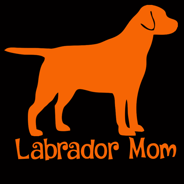 Labrador Mom Decals