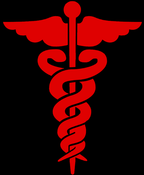 Add A Caduceus Symbol Decal